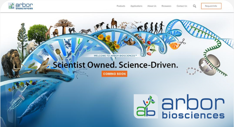 Welcome to Arbor Biosciences