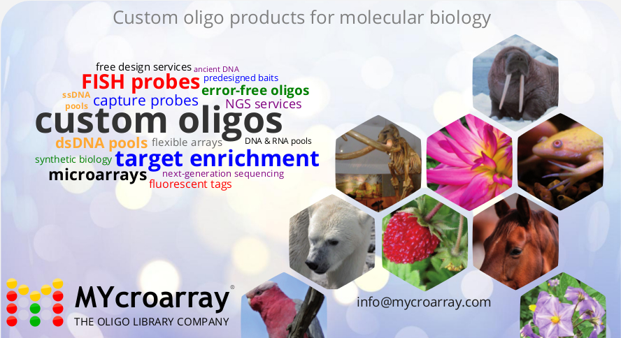 MYcroarray - The Oligo Library Company